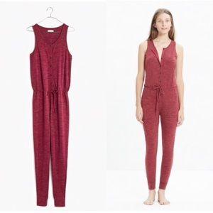 Madewell Pajama One-Piece